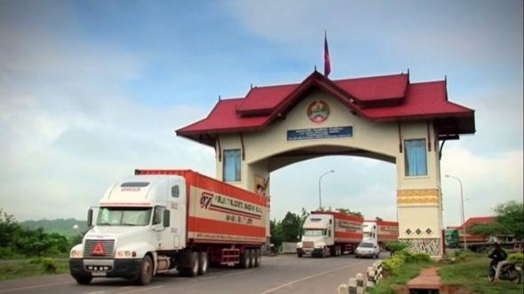 Vận chuyển đường bộ xuyên biên giới